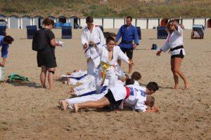 Strandles Judo