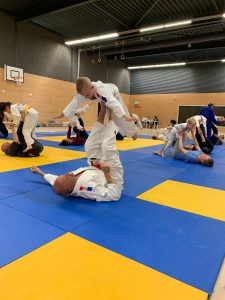 Ouder Kind Judo