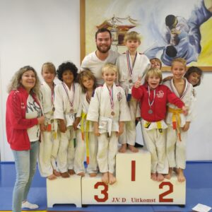 Sportkleding Beentjes Judo-Sport