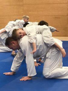 ouder/kind judo